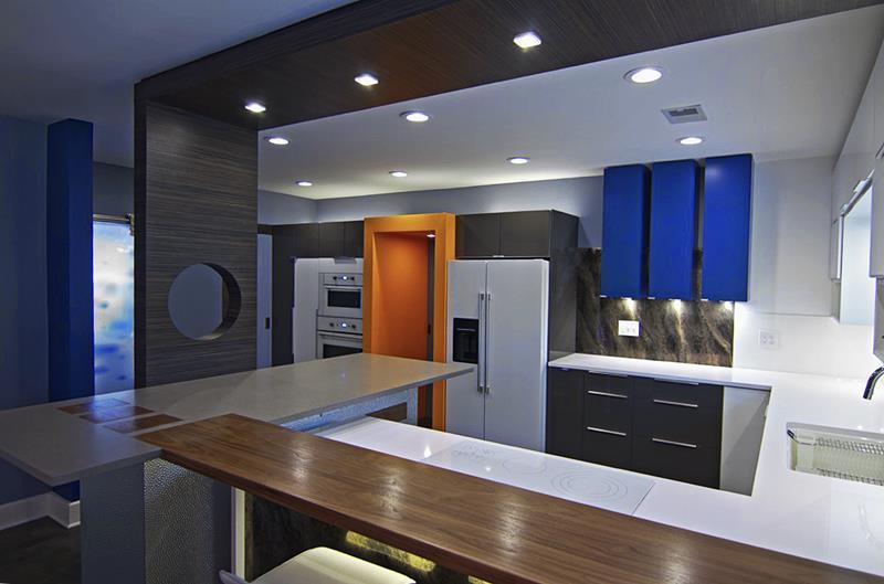 120 Custom Luxury Modern Kitchen Designs-107