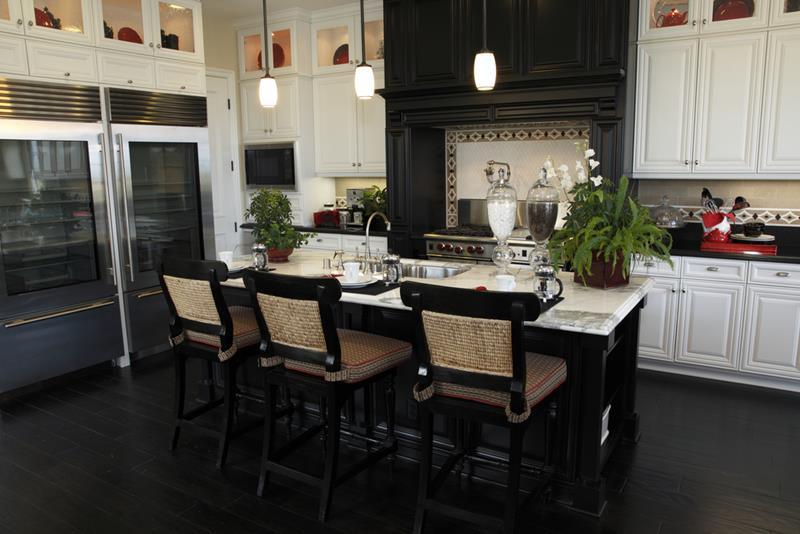 120 Custom Luxury Modern Kitchen Designs-111