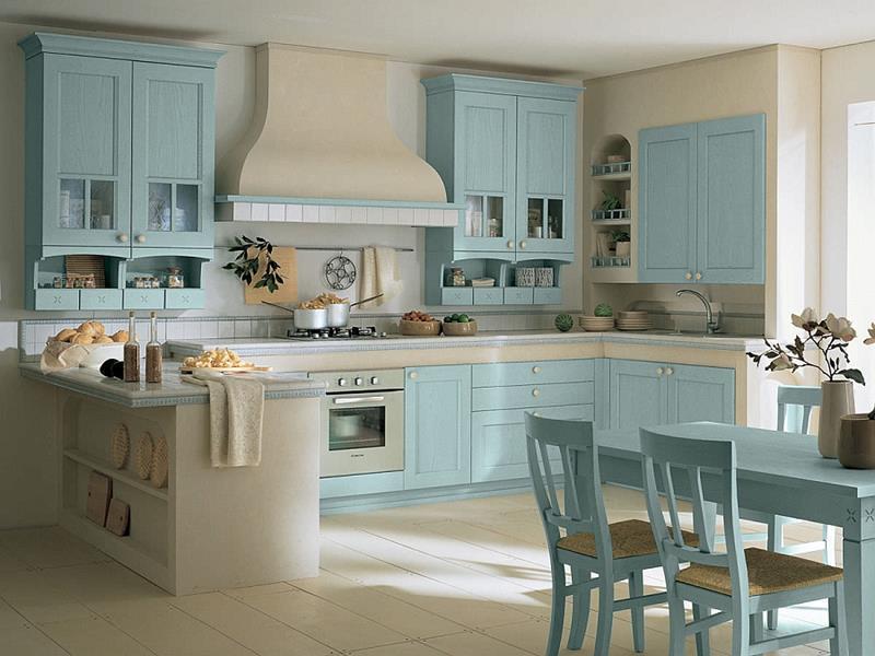 120 Custom Luxury Modern Kitchen Designs-114