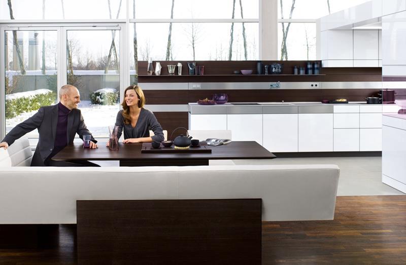 120 Custom Luxury Modern Kitchen Designs-115