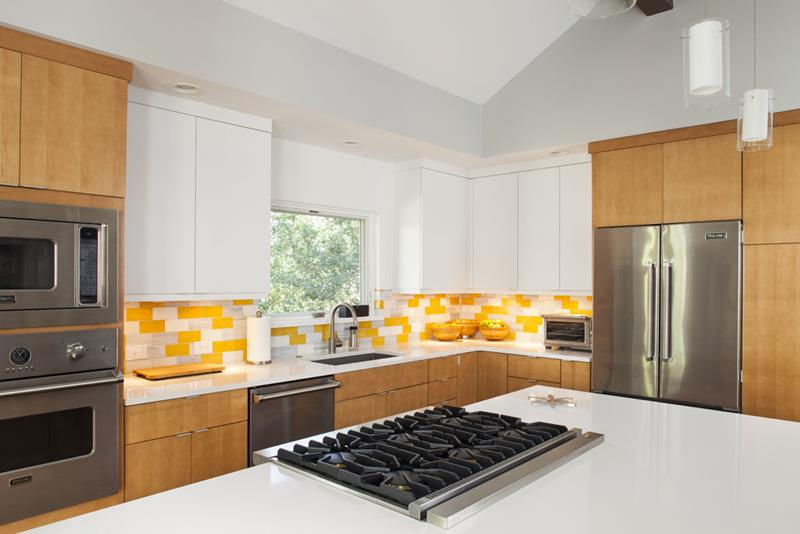 120 Custom Luxury Modern Kitchen Designs-116