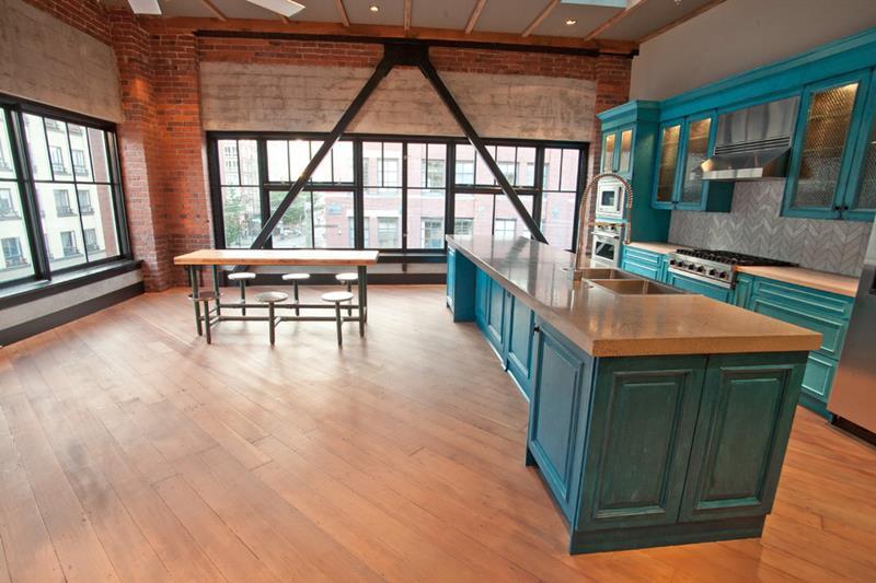 120 Custom Luxury Modern Kitchen Designs-119