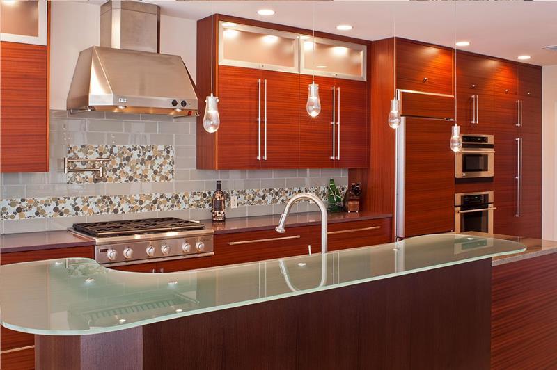 120 Custom Luxury Modern Kitchen Designs-17