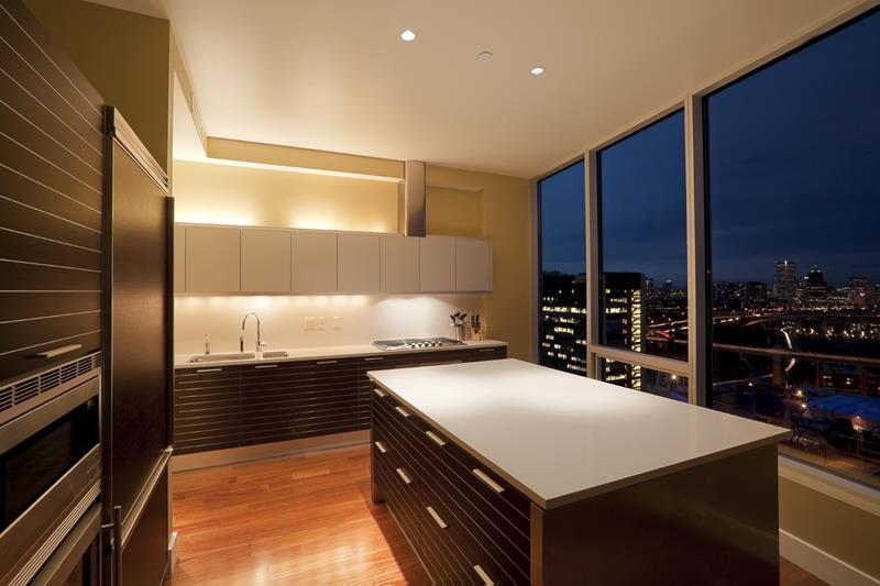 120 Custom Luxury Modern Kitchen Designs-19
