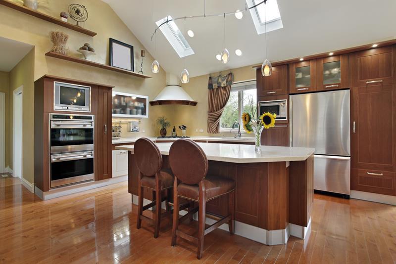 120 Custom Luxury Modern Kitchen Designs-2
