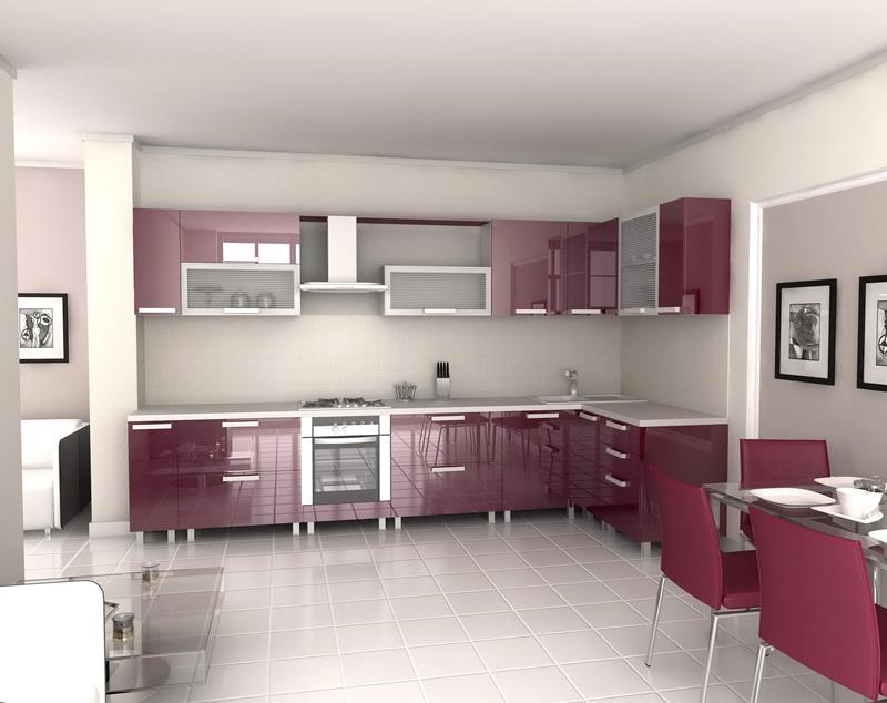 120 Custom Luxury Modern Kitchen Designs-22
