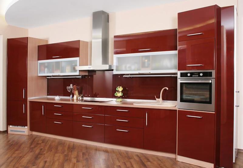 120 Custom Luxury Modern Kitchen Designs-25