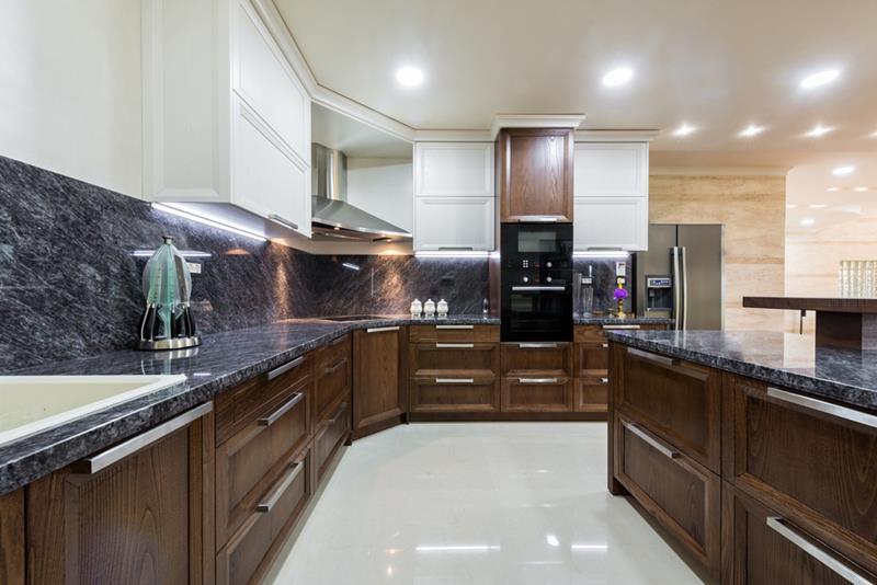 120 Custom Luxury Modern Kitchen Designs-3