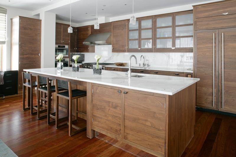 120 Custom Luxury Modern Kitchen Designs-31