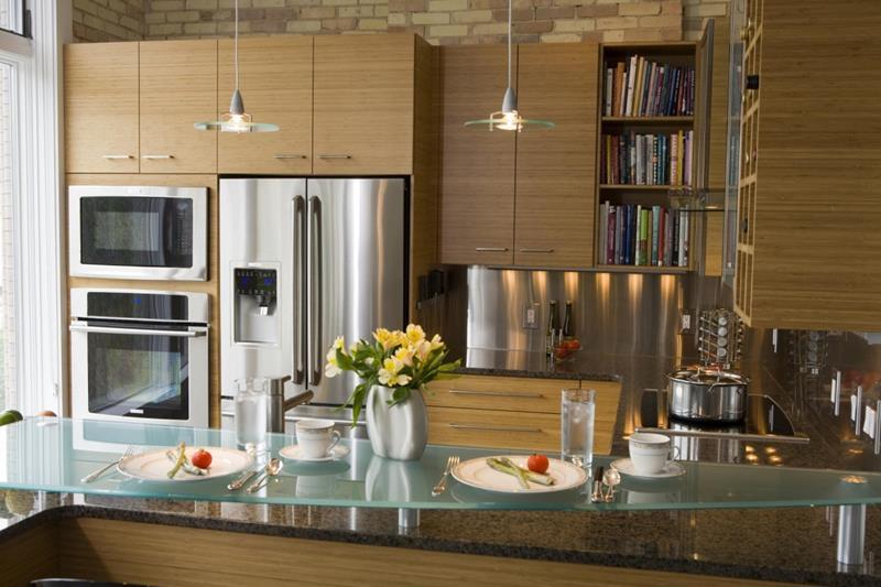 120 Custom Luxury Modern Kitchen Designs-33