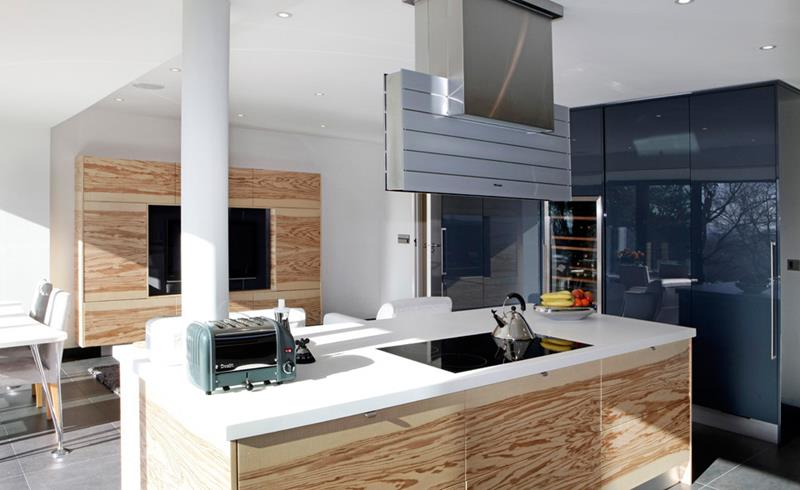120 Custom Luxury Modern Kitchen Designs-35