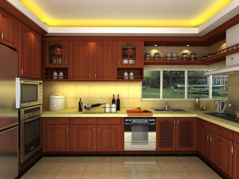 120 Custom Luxury Modern Kitchen Designs-4