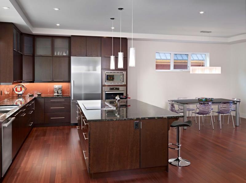 120 Custom Luxury Modern Kitchen Designs-42