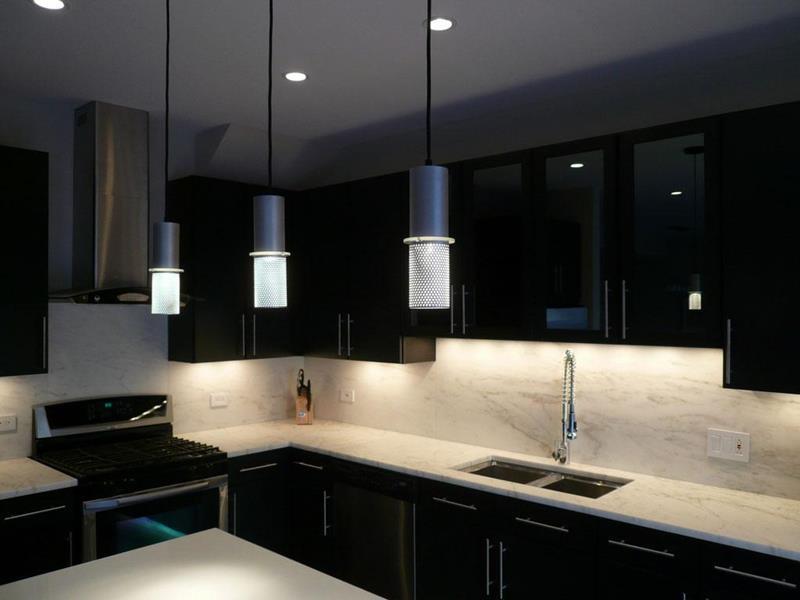 120 Custom Luxury Modern Kitchen Designs-45