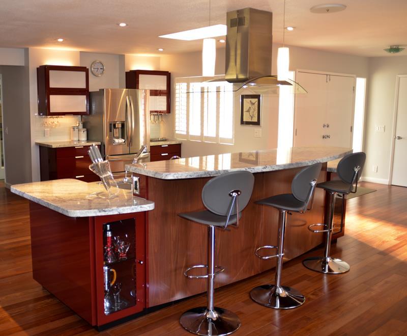120 Custom Luxury Modern Kitchen Designs-46