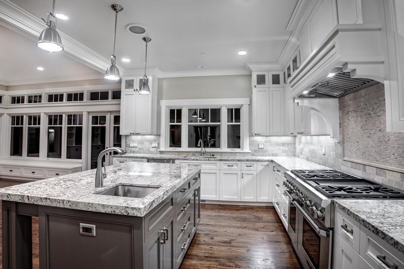 120 Custom Luxury Modern Kitchen Designs-5