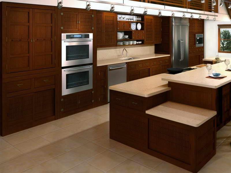 120 Custom Luxury Modern Kitchen Designs-58