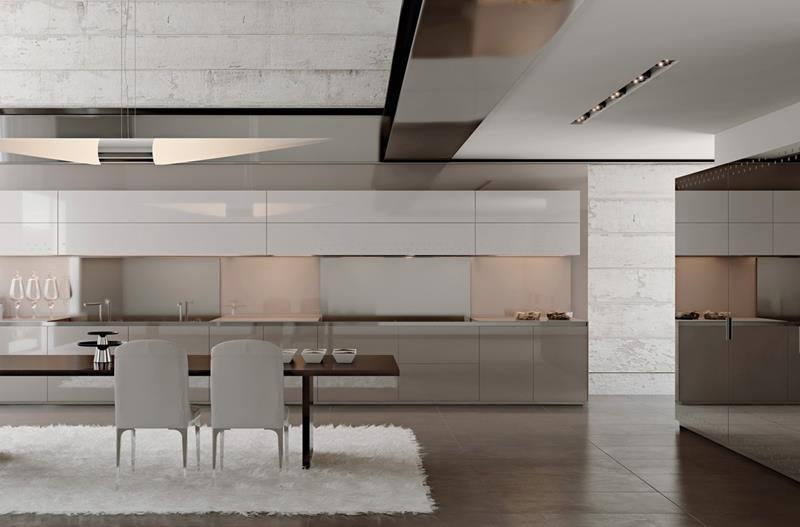 120 Custom Luxury Modern Kitchen Designs-61