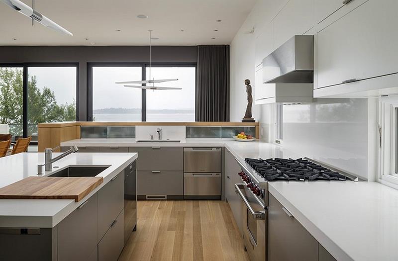 120 Custom Luxury Modern Kitchen Designs-66