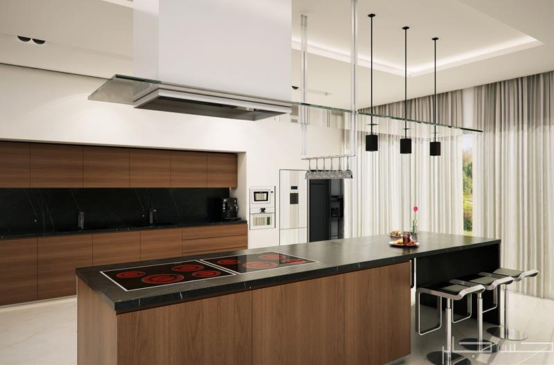 120 Custom Luxury Modern Kitchen Designs-67