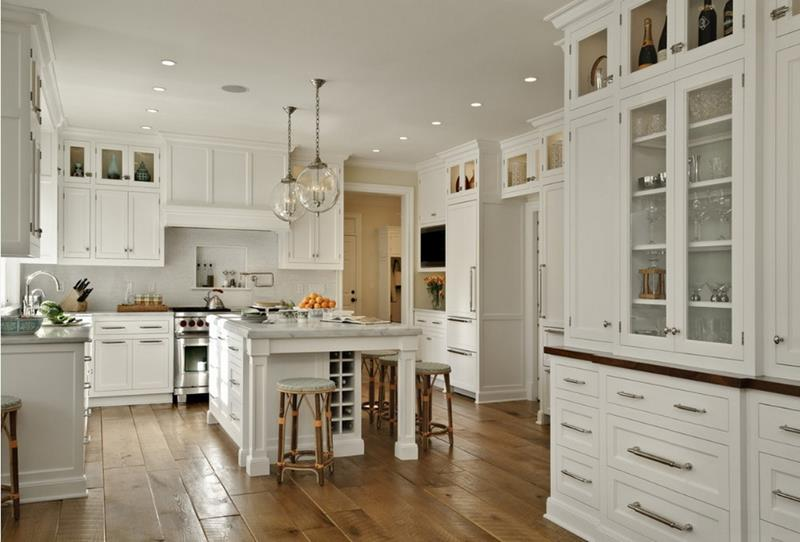120 Custom Luxury Modern Kitchen Designs-68