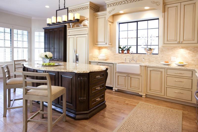 120 Custom Luxury Modern Kitchen Designs-69