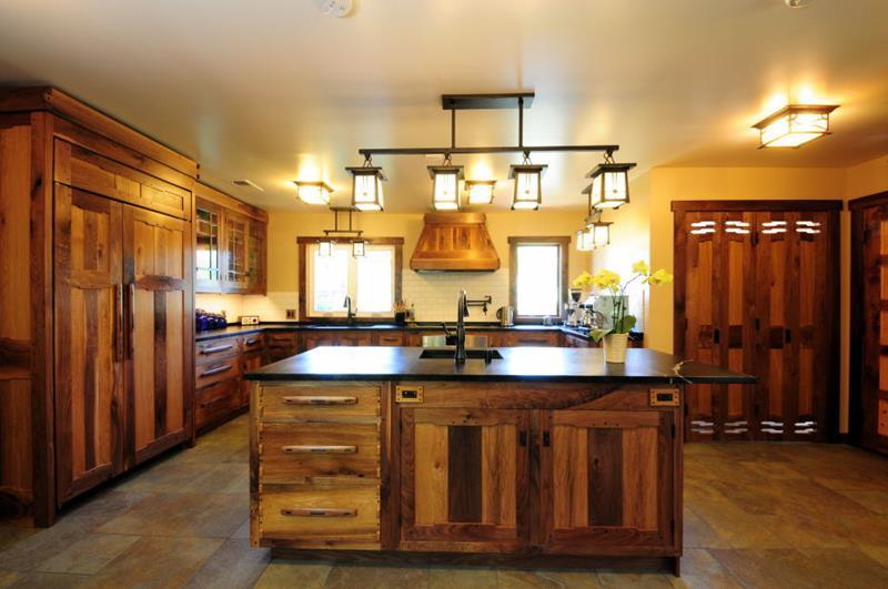 120 Custom Luxury Modern Kitchen Designs-7