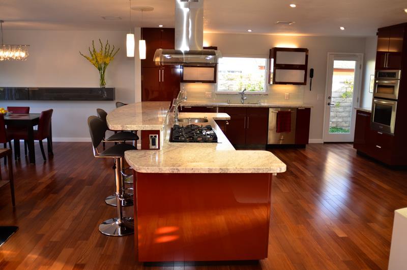 120 Custom Luxury Modern Kitchen Designs-71