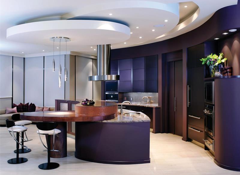 120 Custom Luxury Modern Kitchen Designs-72