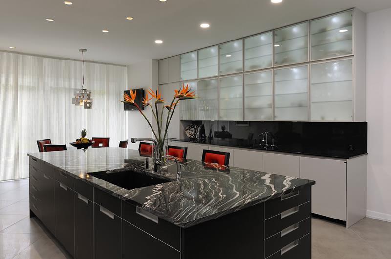 120 Custom Luxury Modern Kitchen Designs-79
