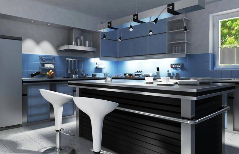 120 Custom Luxury Modern Kitchen Designs-8