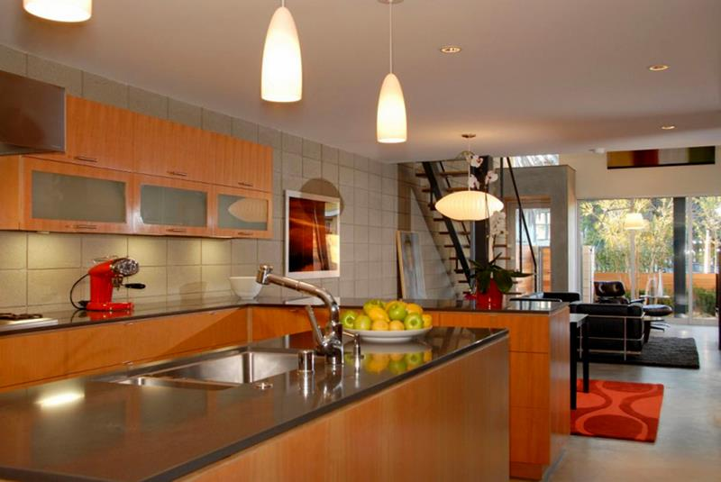 120 Custom Luxury Modern Kitchen Designs-81
