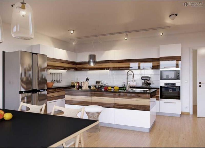 120 Custom Luxury Modern Kitchen Designs-82