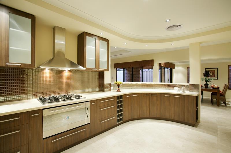 120 Custom Luxury Modern Kitchen Designs-87