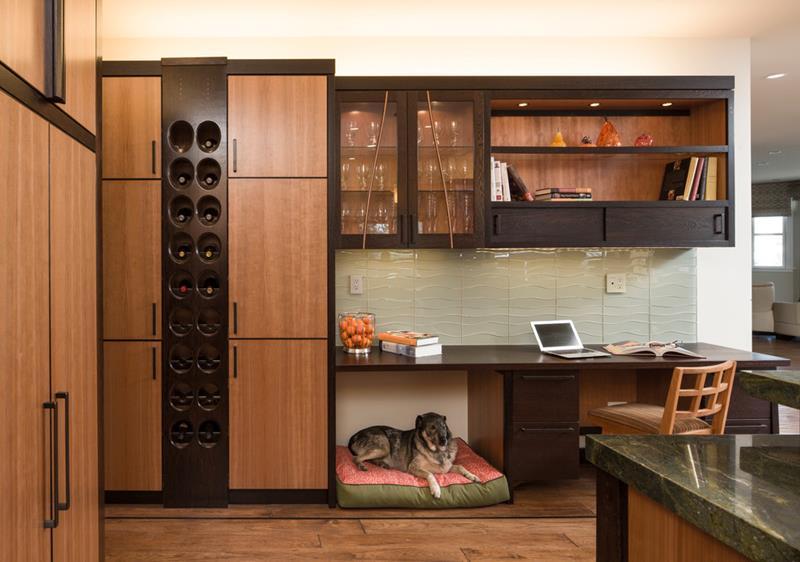 120 Custom Luxury Modern Kitchen Designs-89