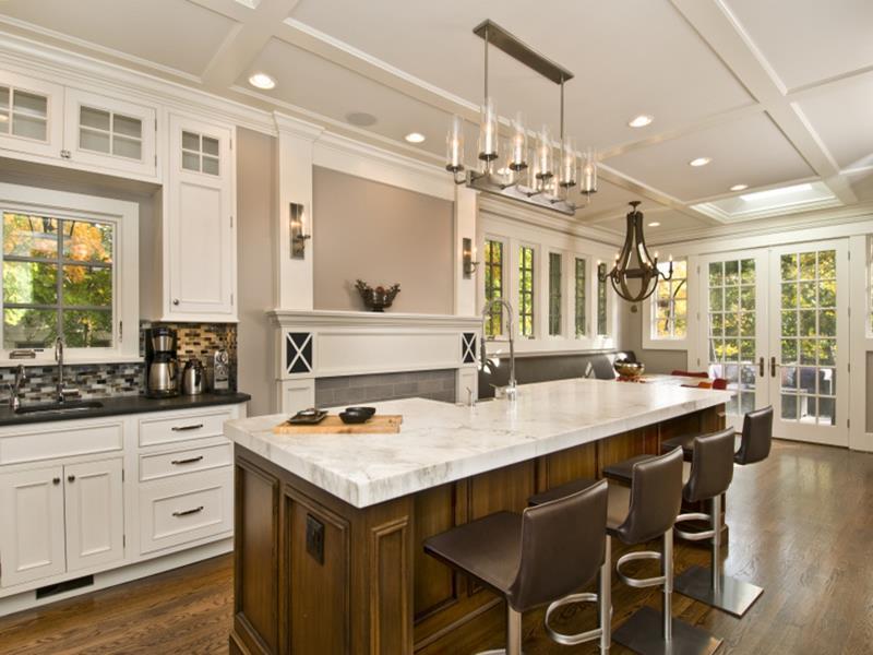 120 Custom Luxury Modern Kitchen Designs-9
