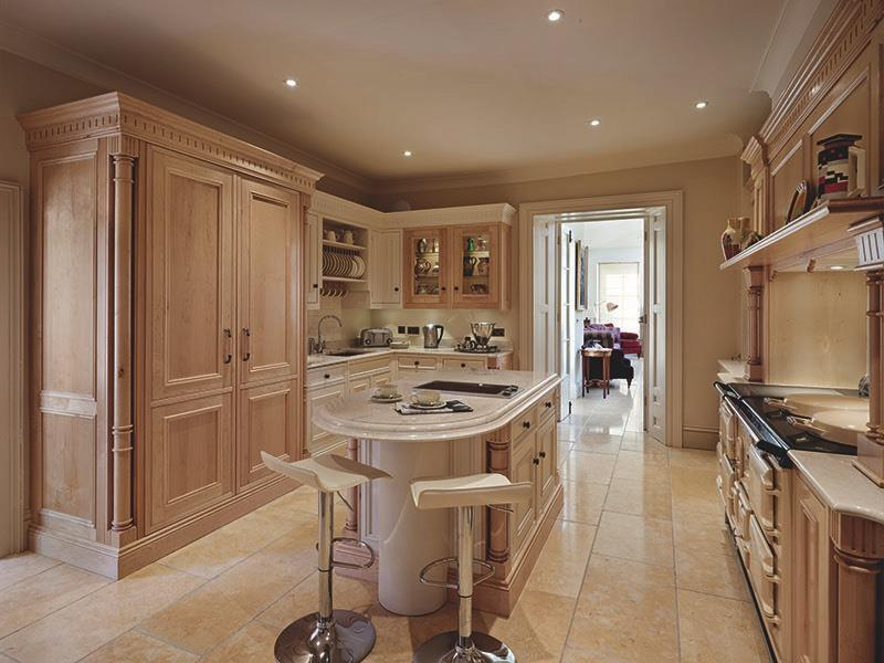 120 Custom Luxury Modern Kitchen Designs-90