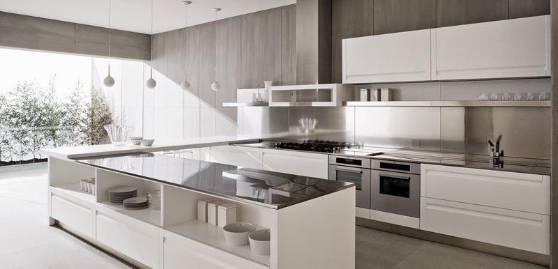 120 Custom Luxury Modern Kitchen Designs-96