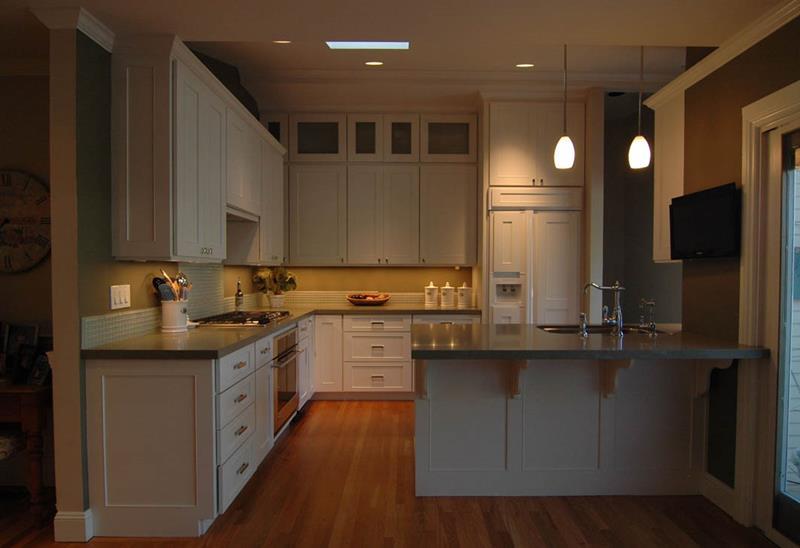 120 Custom Luxury Modern Kitchen Designs-99