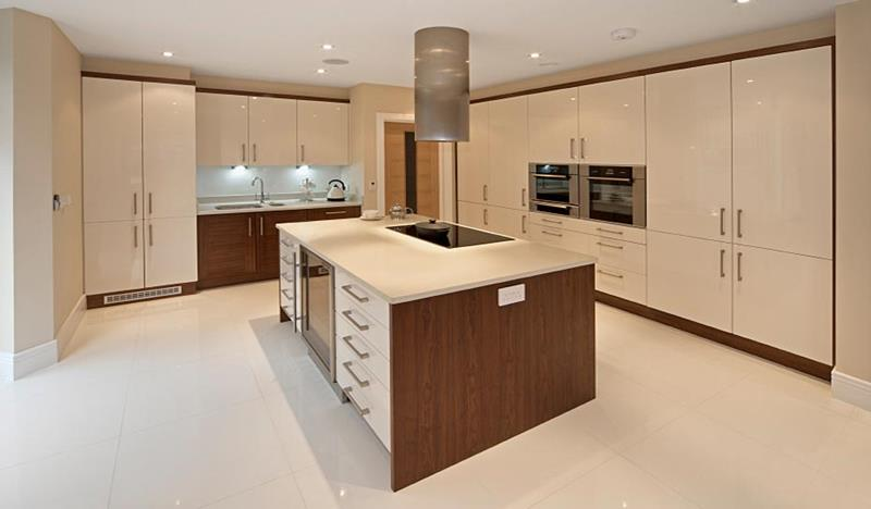 120 Custom Luxury Modern Kitchen Designs-title