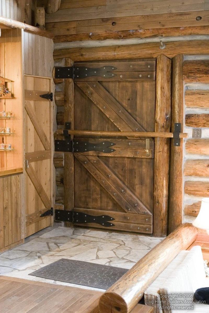 21 Cool Front Door Designs For Houses-11