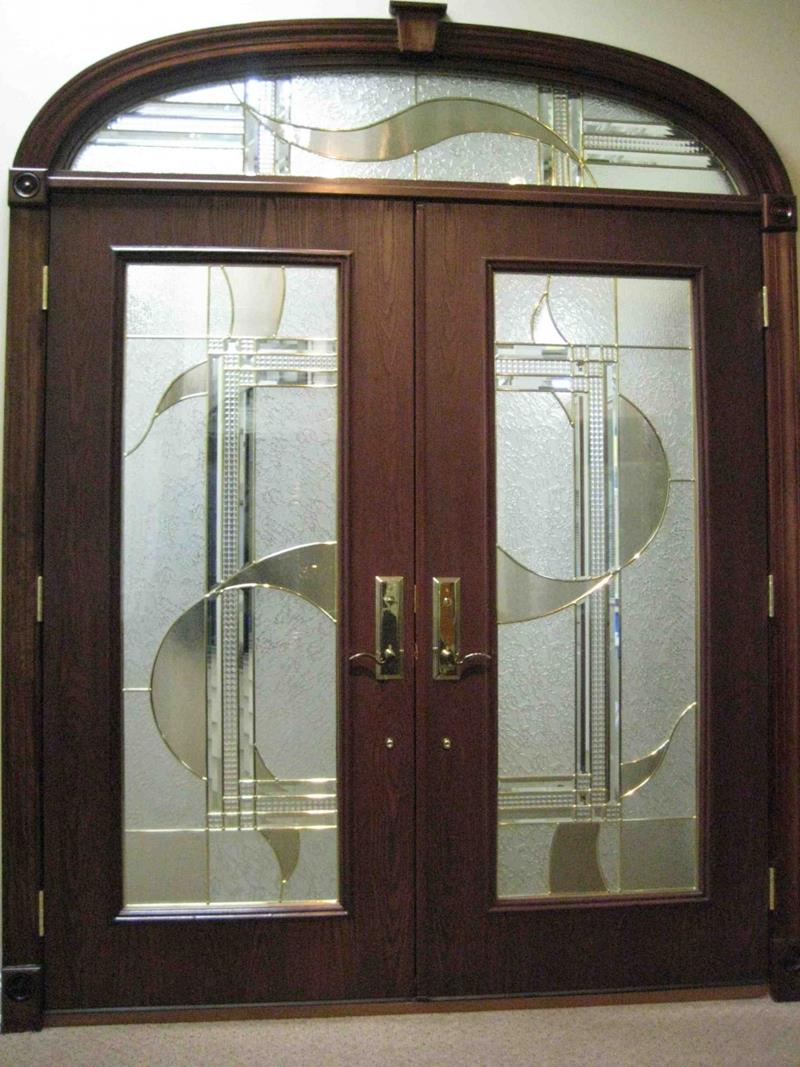21 Cool Front Door Designs For Houses-5