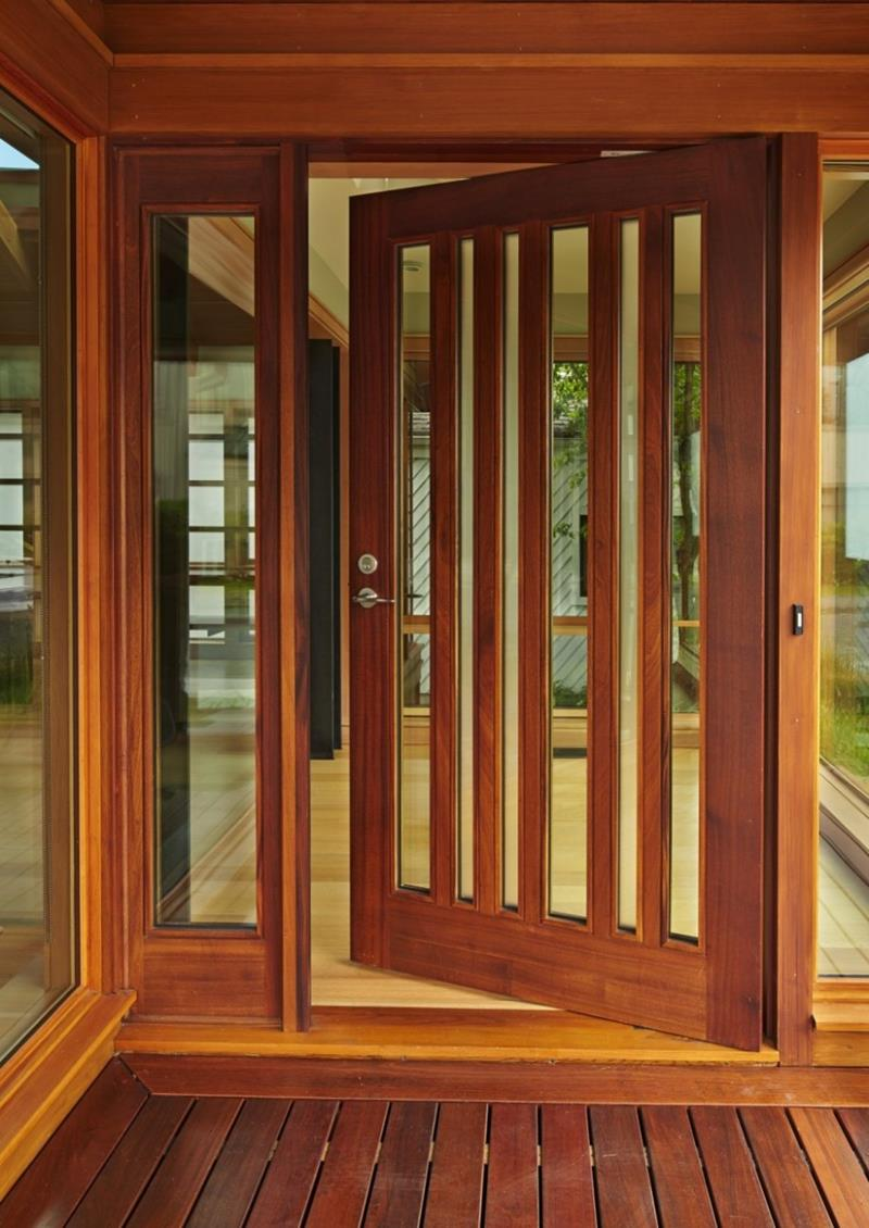 21 Cool Front Door Designs For Houses-7