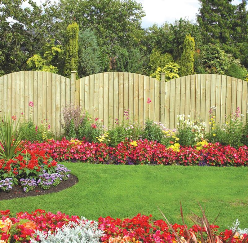 22 Awesome Fence Designs and Ideas-13
