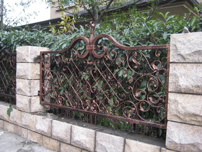 22 Awesome Fence Designs and Ideas-20