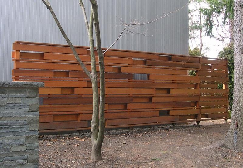 22 Awesome Fence Designs and Ideas-22
