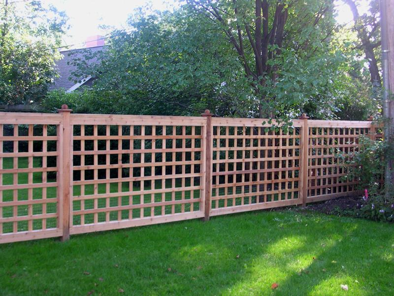 22 Awesome Fence Designs and Ideas-6