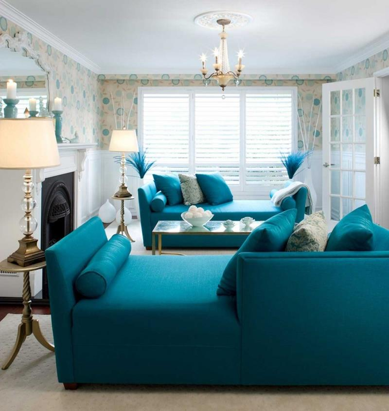 22 Elegant Living Rooms That Are Beautifully Decorated-11