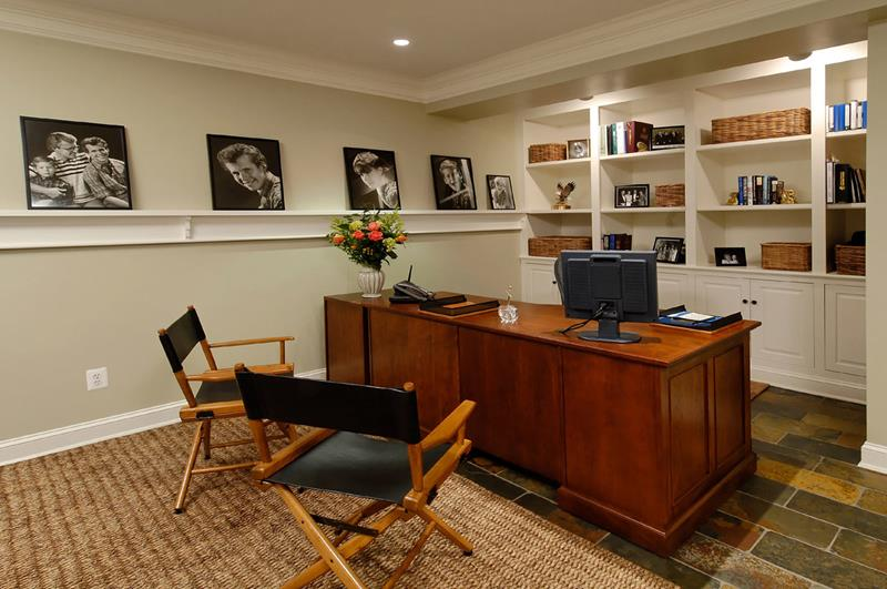 24 Luxury and Modern Home Office Designs-2