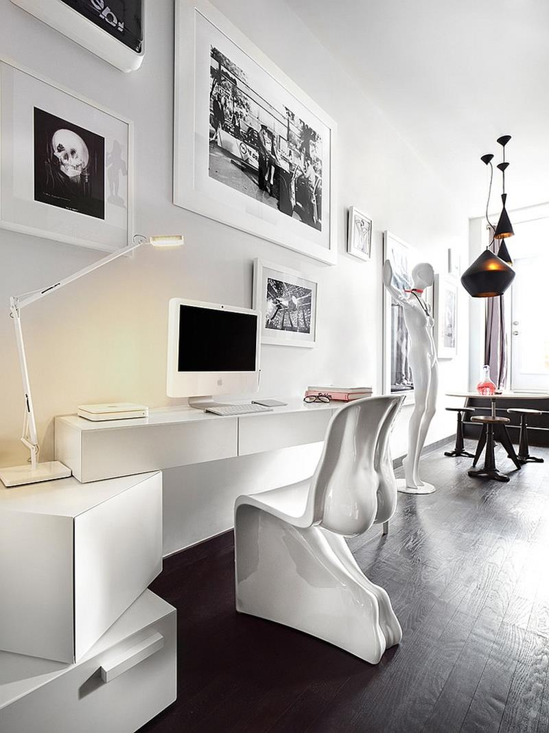 24 Luxury and Modern Home Office Designs-20